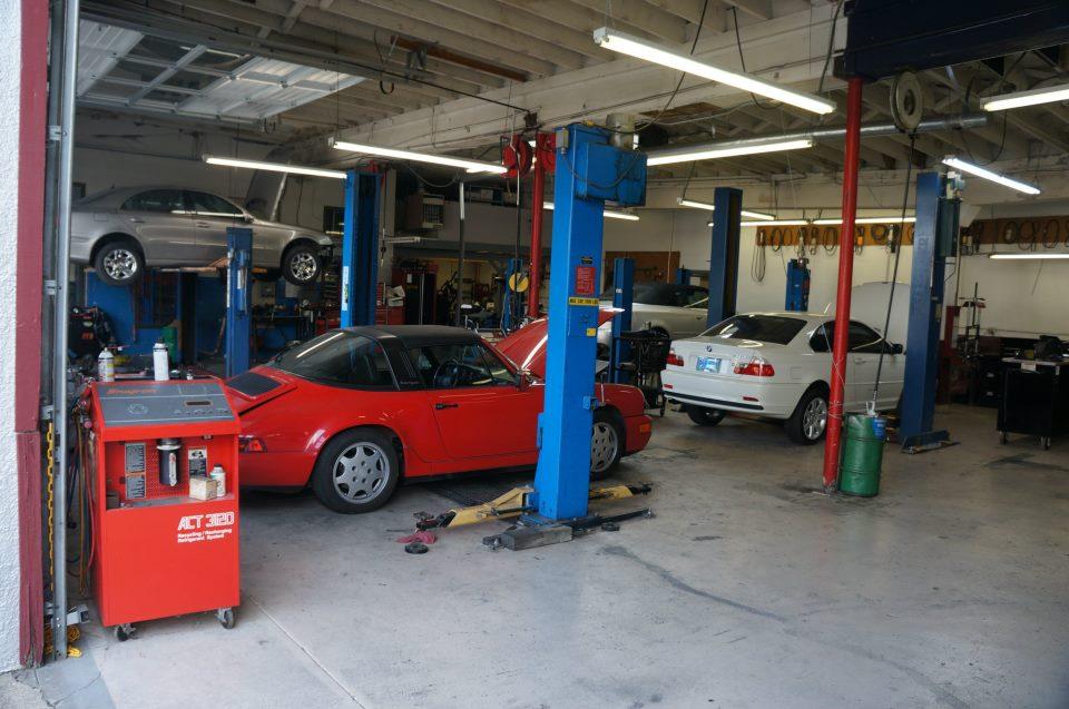 German Auto Repair Shop German Formula