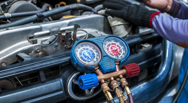 AC Compressor Check