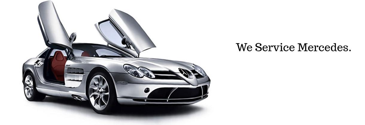 Mercedes Repair Portland